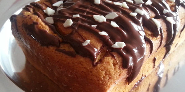 Torta light all'arancia