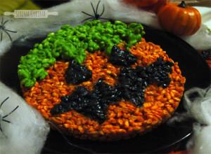 SerenaCucina - Faccia da Halloween
