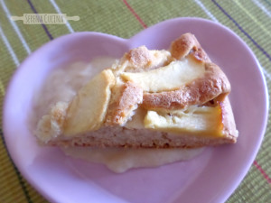 SerenaCucina - Torta di mele light