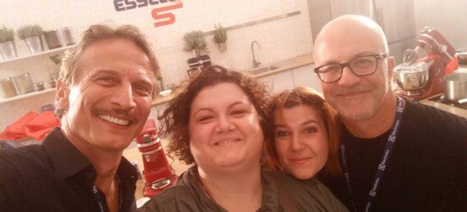 Una Gricia da VIP – A lezione di pasta con Cesare Bocci