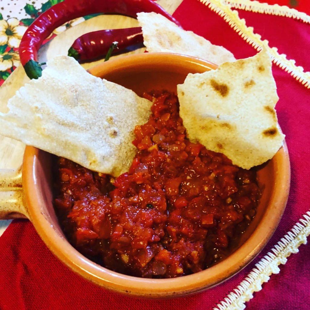 SerenaCucina - Salsa di peperoncino
