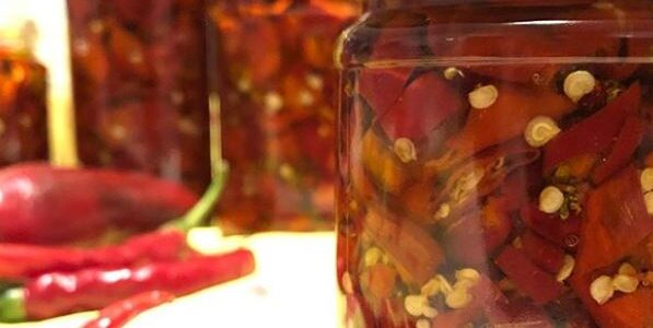 Peperoncini Sott'olio